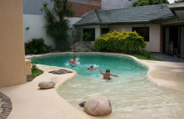 C mo disfrutar de la playa sin salir de casa - Ver piscinas y precios ...